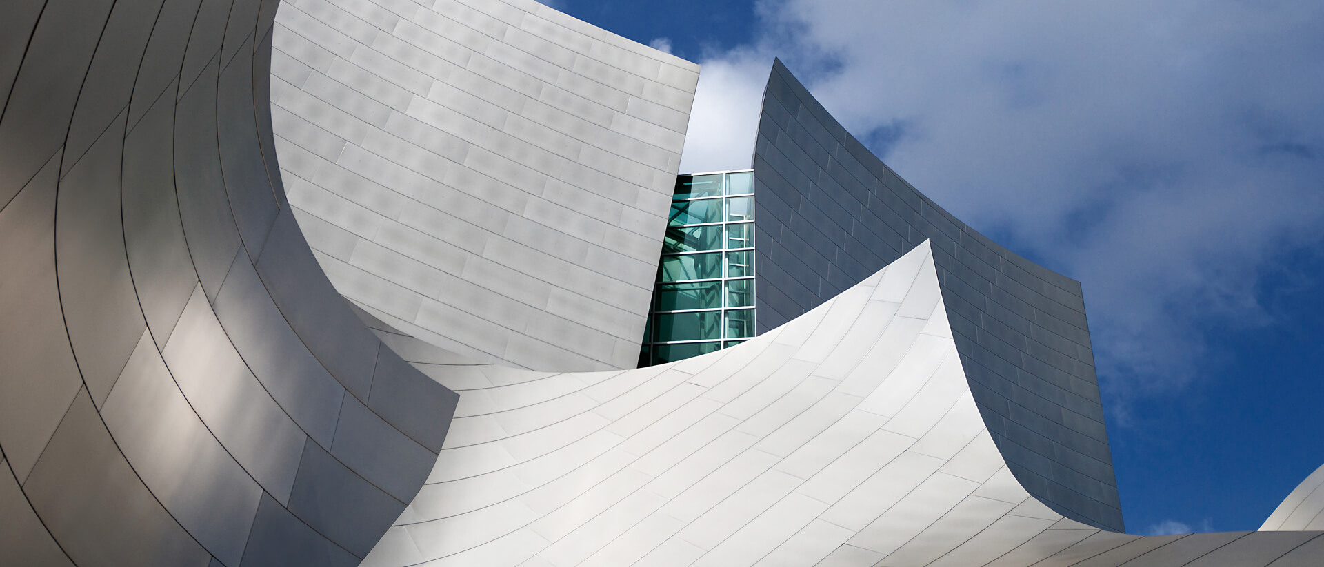 Walt Disney Concert Hall Project Cover