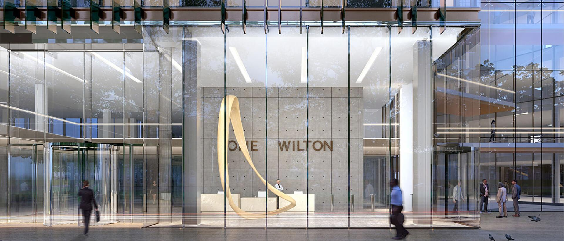 One Wilton Park Project Cover