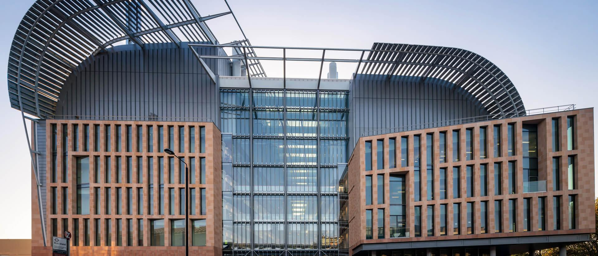 The Francis Crick Institute Project Cover