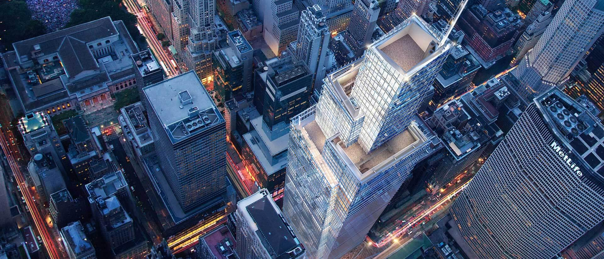 One Vanderbilt Project Cover