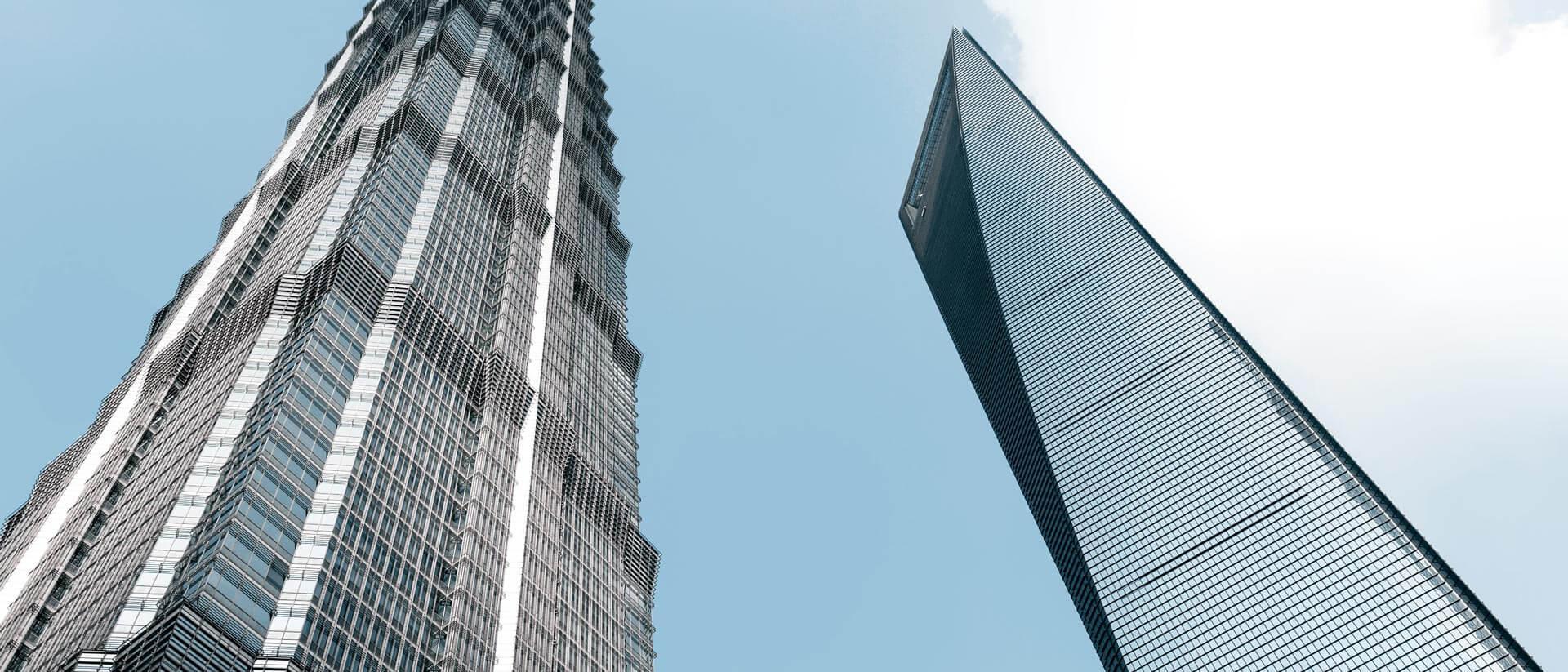 Shanghai World Financial Center Project Canvas