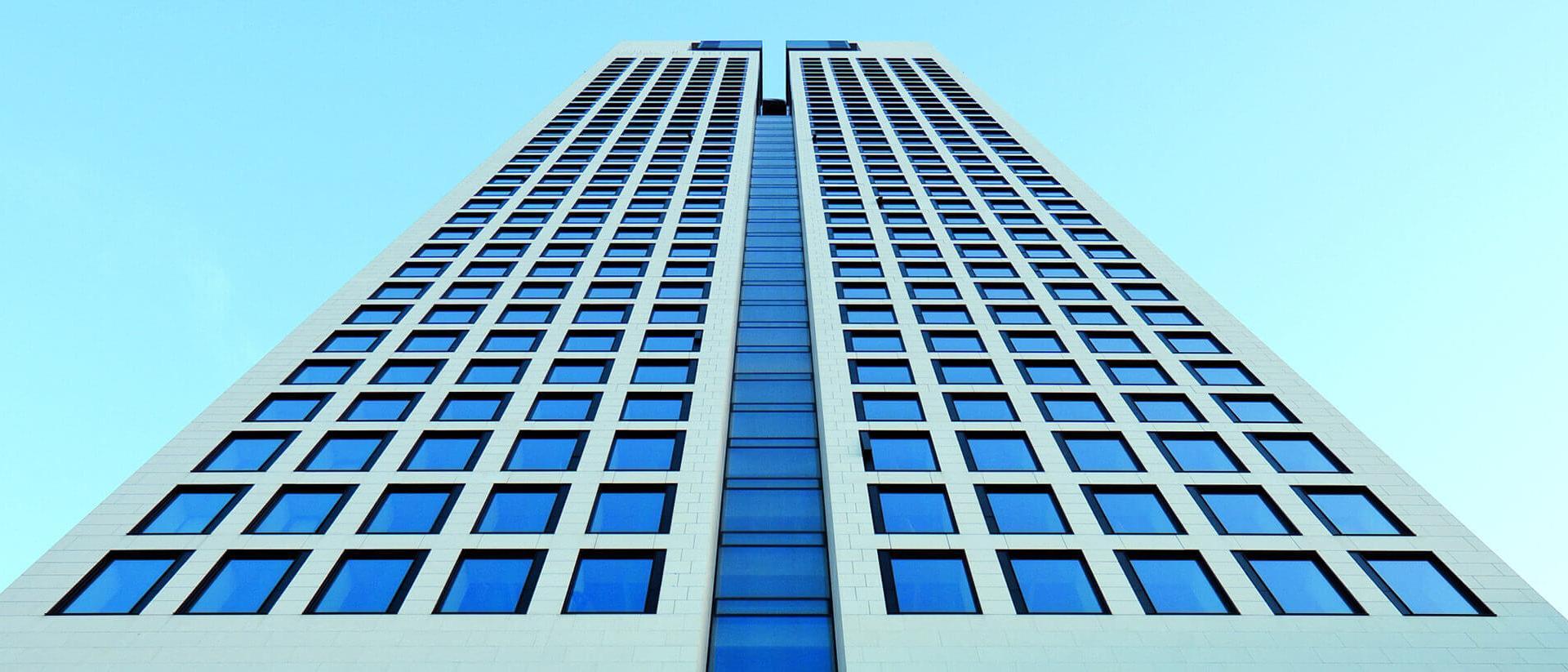OpernTurm Project Building