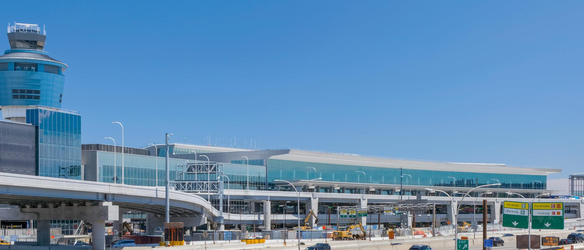 LaGuardia Airport Project Cover