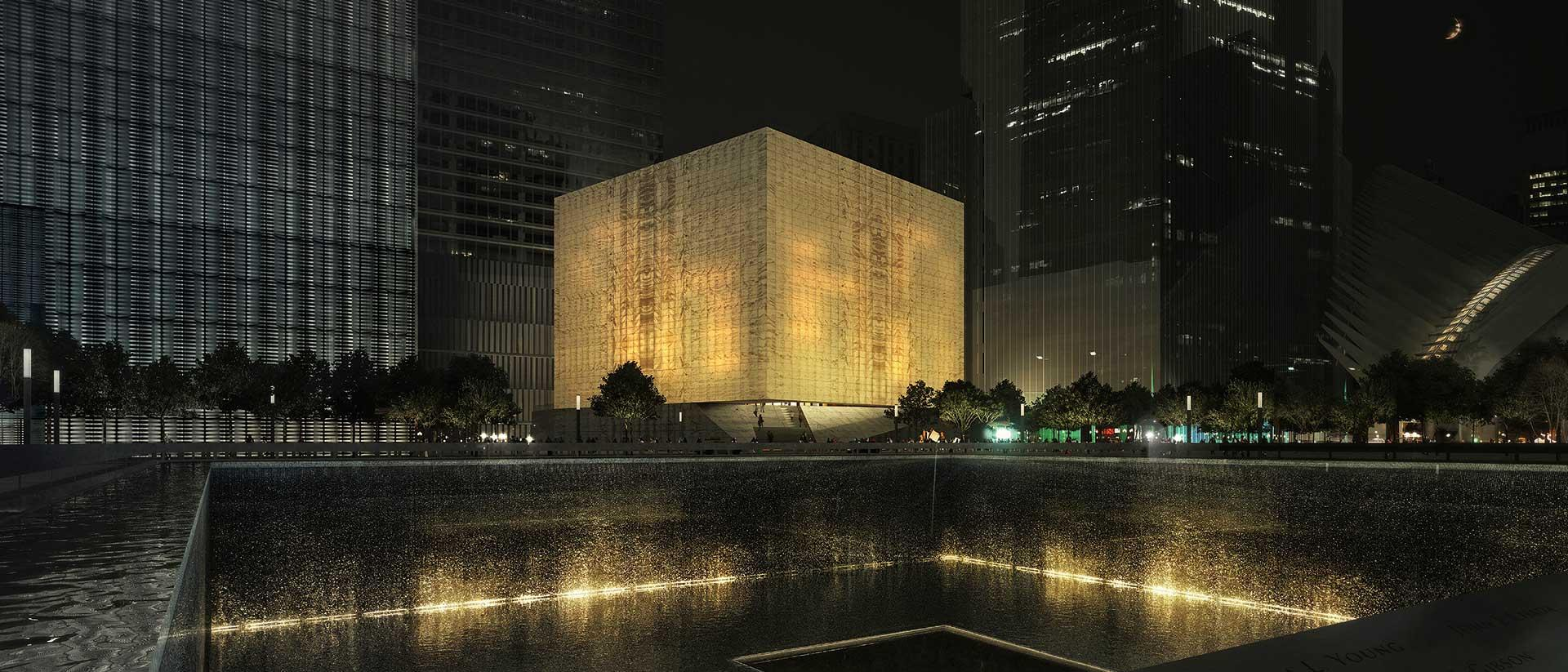 The Perelman Center Project Cover